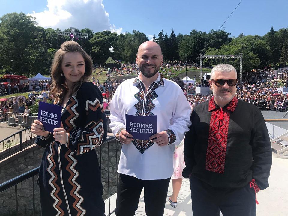 Большая свадьба - Кирилл Капустин и Сергей Федотов